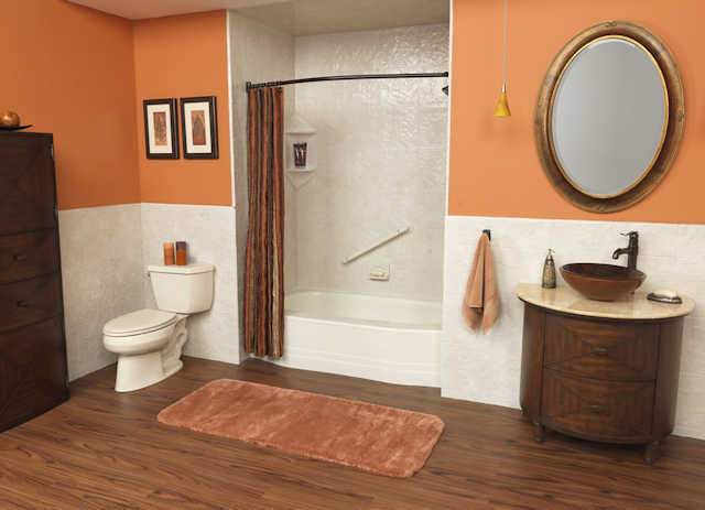Bathroom Remodel Little Rock Bath Makeover Of Arkansas - Bathroom remodel jonesboro ar