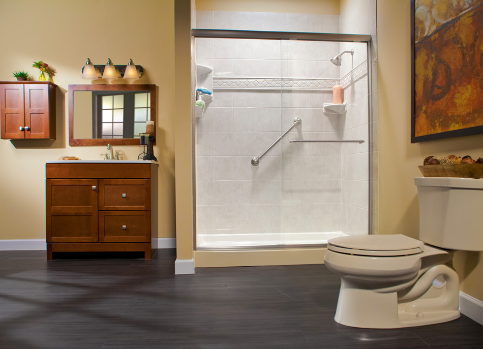 Tub-to-shower Conversion Little Rock